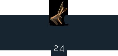TREPPENGELÄNDER24 Logo